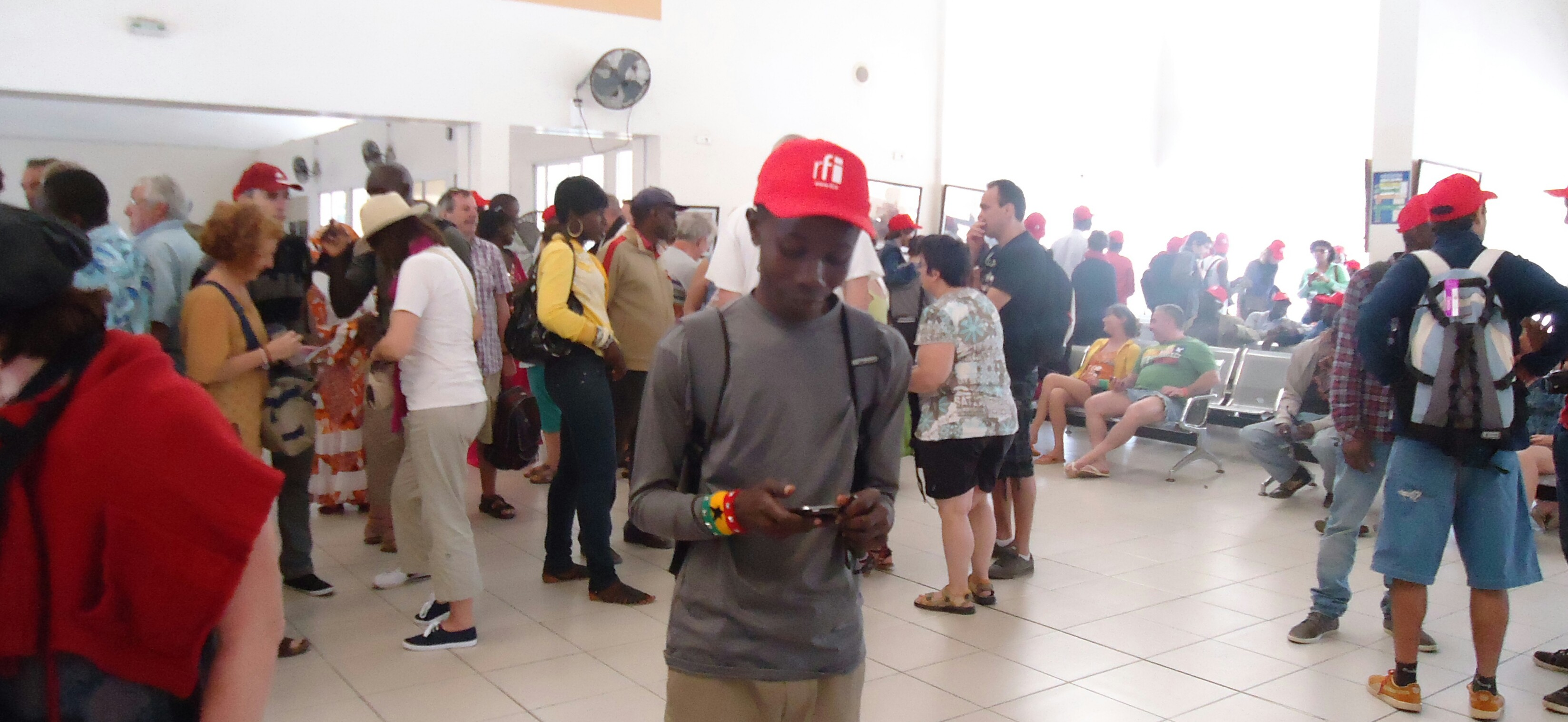 Le blogeur ghanéen C.Avevor
