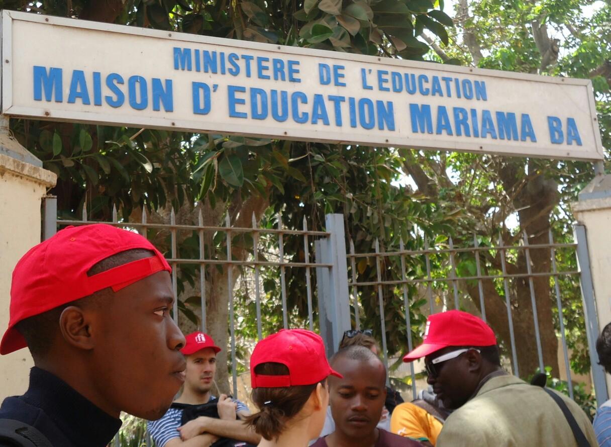 L'école pour fille' Mariama Ba'