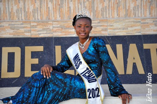 La Miss Tchad 2012Crédit photo by Flickr